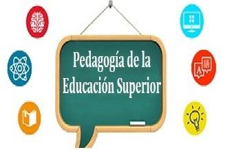 Pedagogía de la Educación Superior