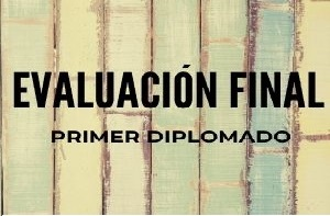 EVALUACIÓN FINAL PRIMER DIPLOMADO